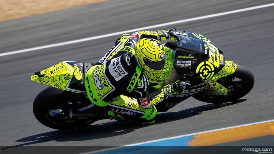 Andrea Iannone Team Speed Master