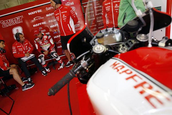 """Aspar """"plus de Ducati en 2012 ?"""""""