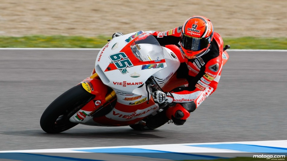 Stefan Bradl Team Veissmann Kiefer Racing